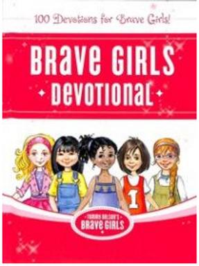 Brave Girls 100 Day Devotional