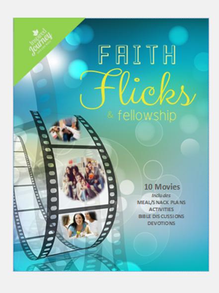 Faith, Flicks & Fellowship Group Ministry Guide