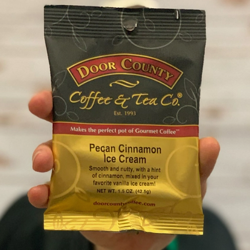 Pecan Cinnamon Ice Cream