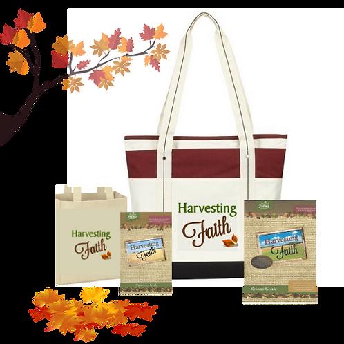 Harvesting Faith Retreat Kit