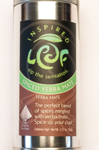 Spiced Yerba Mate
