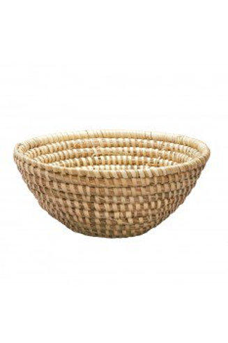 Kaisa Grass Basket Bowl - Med