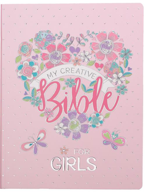 My Creative Bible for Girls - Journaling Bible