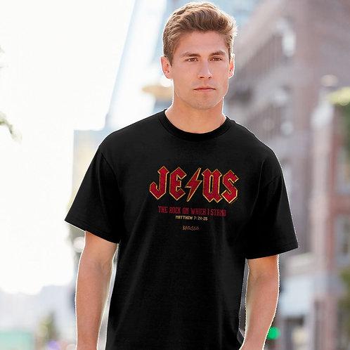 Kerusso® Adult T-Shirt - Jesus Rock