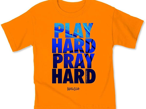Play Hard Kids T-Shirt