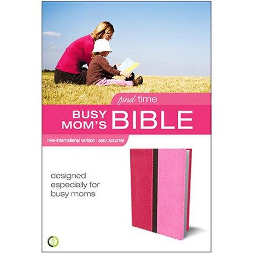 NIV Busy Mom's Study Bible