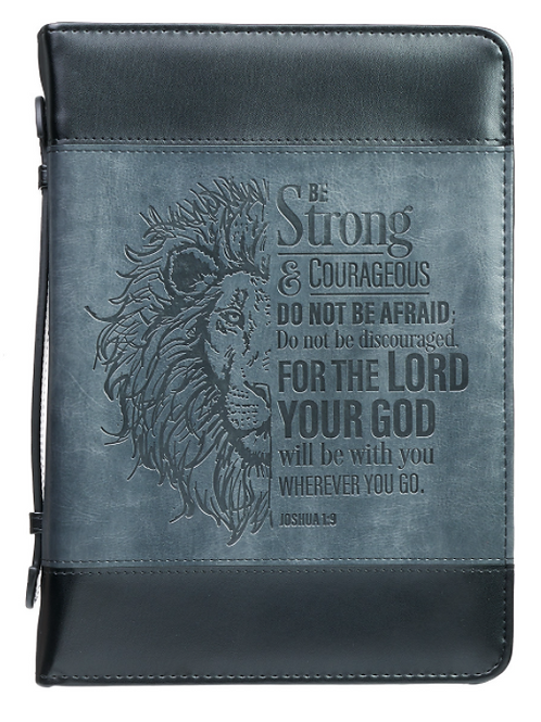 Be Strong Lion Two-Tone Classic