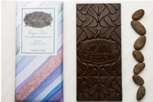 Sugar Free Solid Chocolate Ba