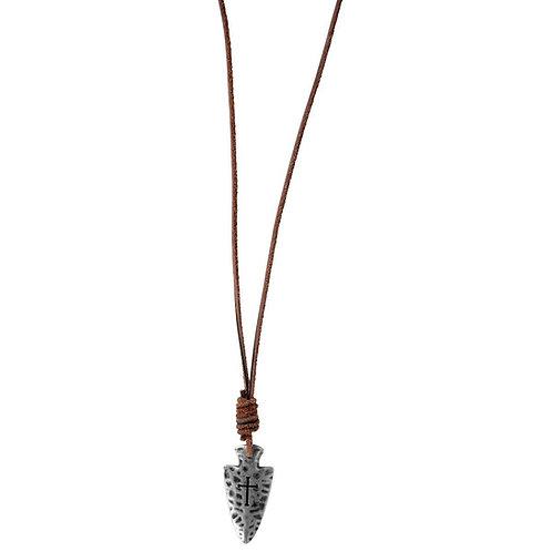 Faith Gear® - Arrowhead Necklace