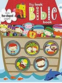 Big Look Bible Book: Make Believe Ideas