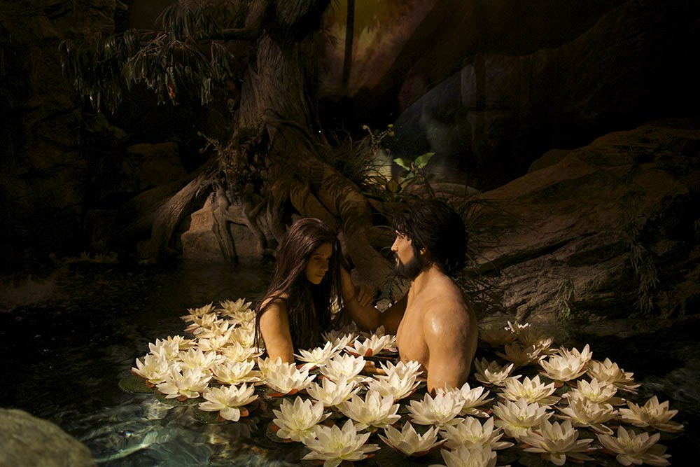Creation Museum Adam & Eve