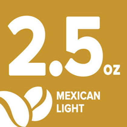 Mexican Light - 2.5 ounce packets