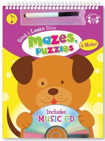 Bible Mazes, Puzzles and More!