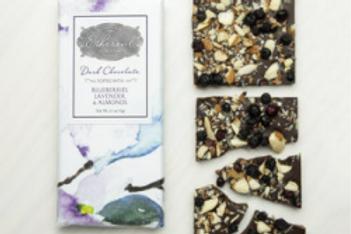 Blueberry + Almonds + Lavender