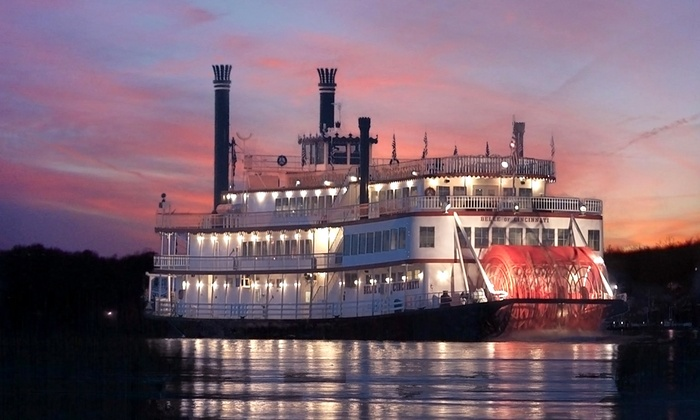 BB Riverboat Dinner Cruise