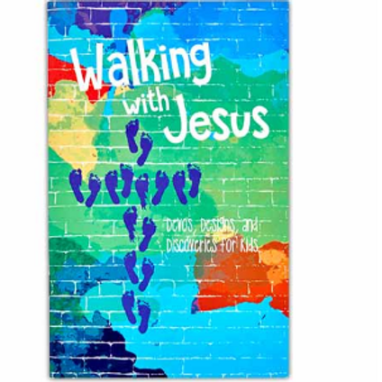 Walking with Jesus Journal