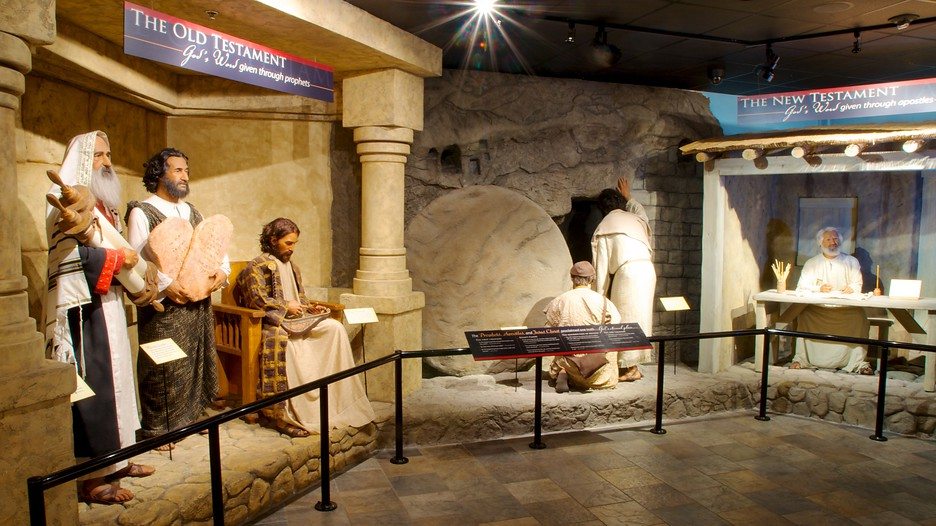 Creation Museum tomb
