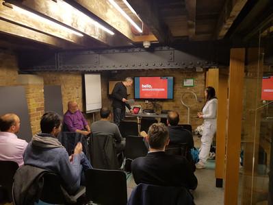 UK Cloud Infrastructure User Group Meetup