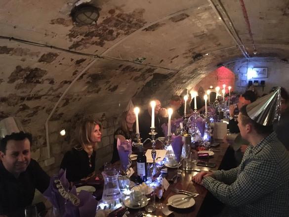 Elastacloud Christmas Party 2016 in Brighton