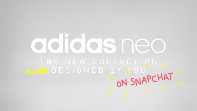 Adidas Neo x Snapchat - Ehsan B
