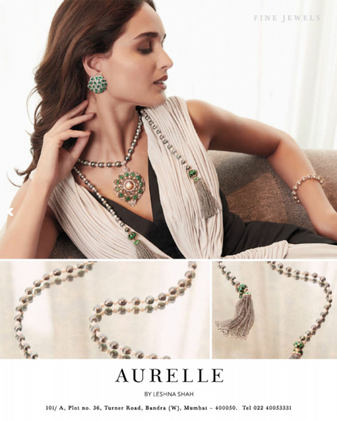 Aurelle Jewellery Campaign