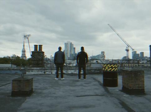 Ill Blu ft Jake Isaac - Fall Out - Scott Altman