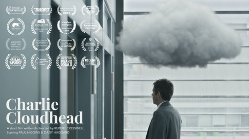 Charlie Cloudhead - Rupert Cresswell