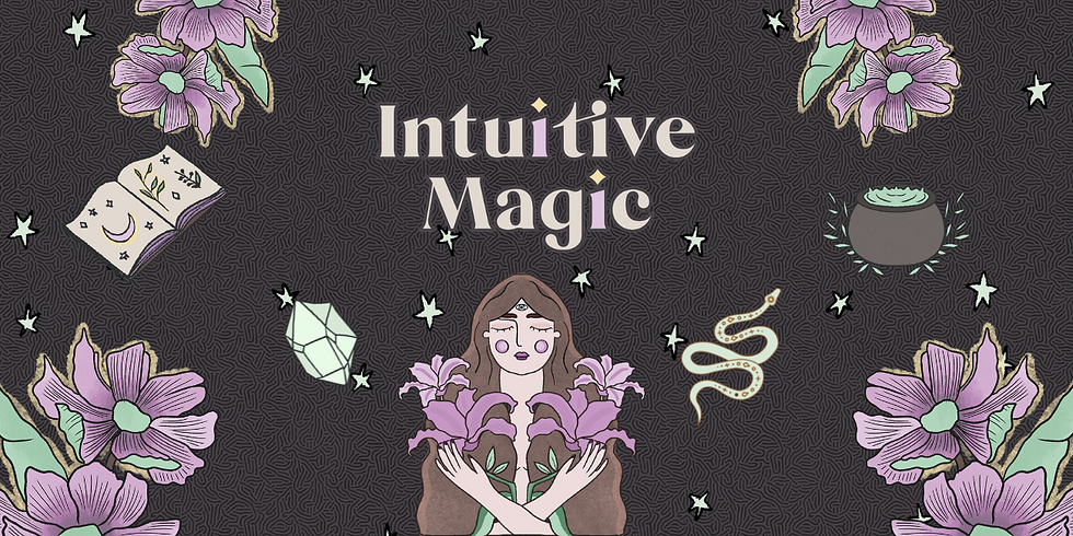 Intuitive Magic Gatherings Live