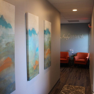 Indy Therapy and Counseling Waiting Room