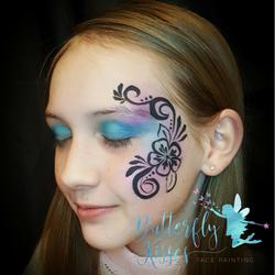 eye flower design 2