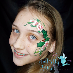 square design, watermark holly