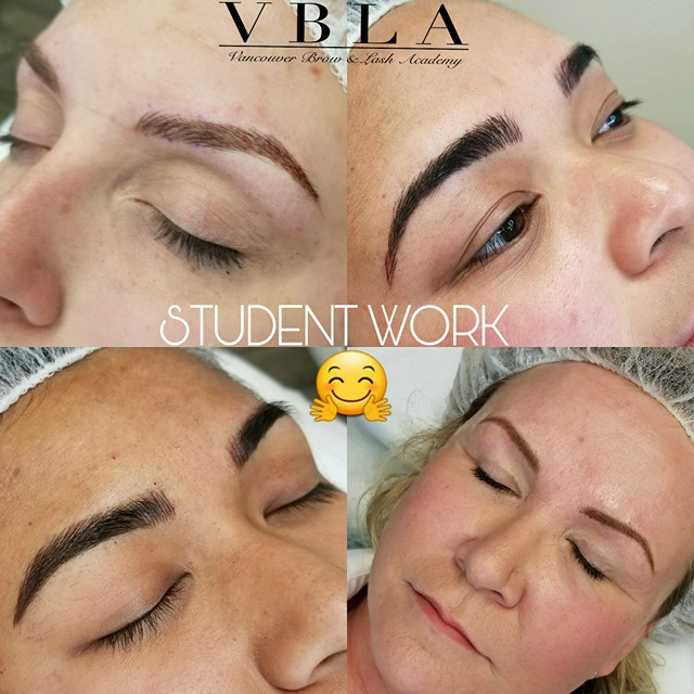 student brow work