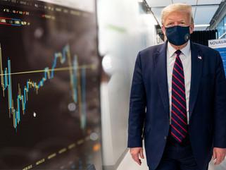 Голосование деньгами и коронавирус Трампа