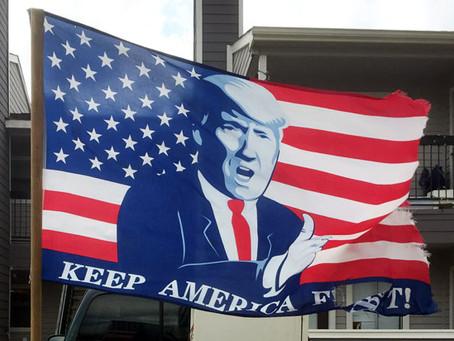 Эдуард Тополь | Бай-ден, Америка! Или как демокрады сфиндили США