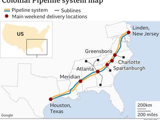 Кибератака парализовала важный американский трубопровод.