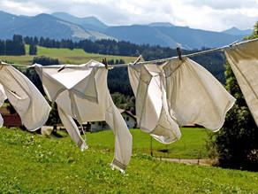 Одежда из переработанного пластика – донельзя запутанное дело