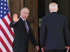 The Times (Великобритания): Джо Байден попался в сеть ПутинаСаммит Путина и Байдена: кто кого?