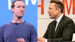 Илон Маск vs Марк Цукерберг