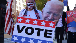 Выборы 2020 оказались большим разделительным потоком между правдой и ложью