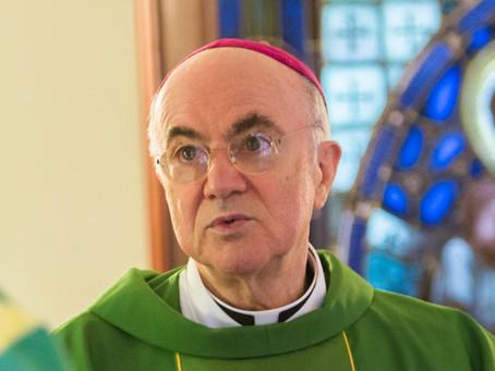 Архиепископ Вигано назвал Дональда Трампа «последней крепостью против мировой диктатуры зла»