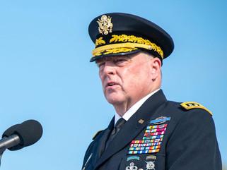 Секретные звонки генерала Милли китайским военным