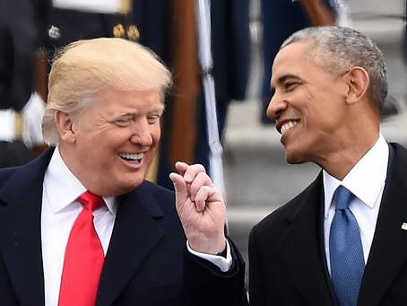 Наследие Трампа против наследия Обамы