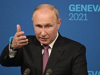 На саммите с Байденом Путин выступил против присутствия американских сил вокруг Афганистана