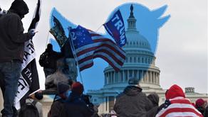Первая поправка к Конституции, Твиттер и свобода слова