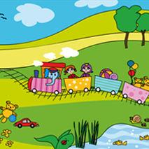 Illustration, Kinderladen
