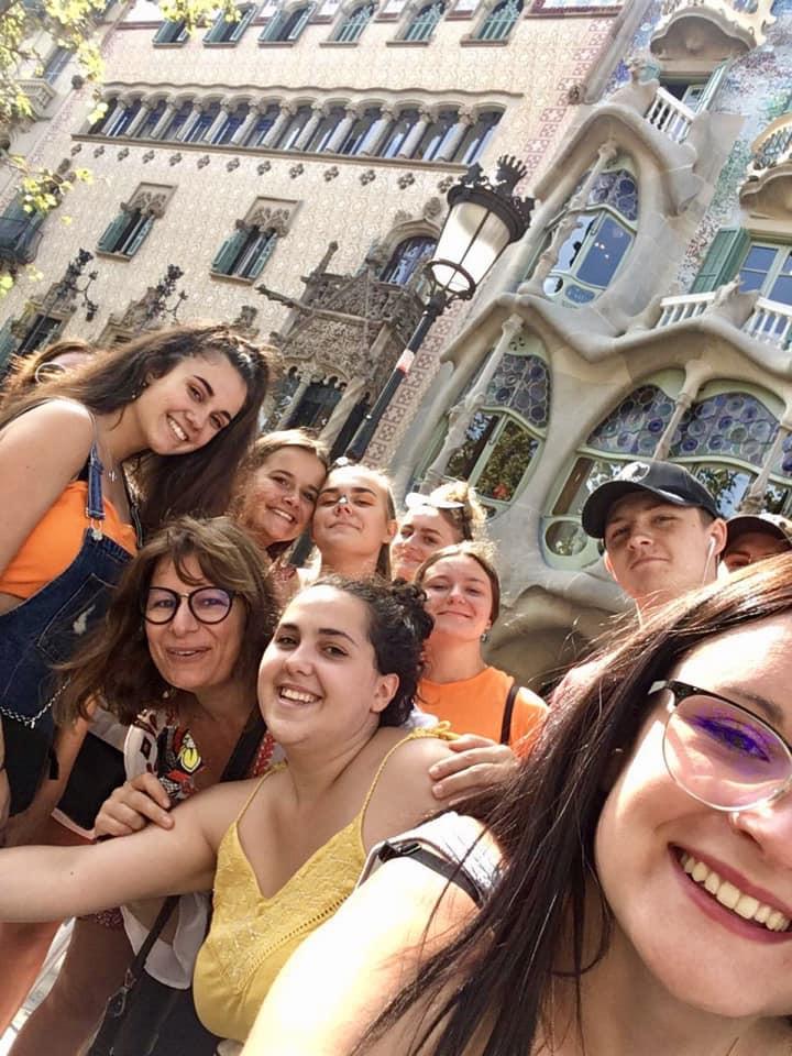 Bâtiment Gaudi