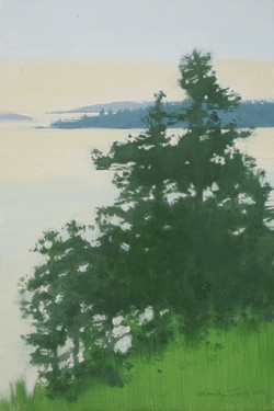 Early Morning Penobscot Bay