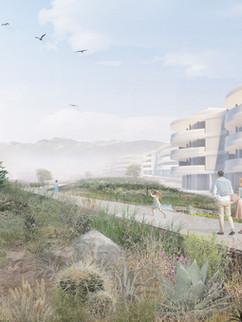 Proyecto de Áreas Verdes Terrazas del Valle