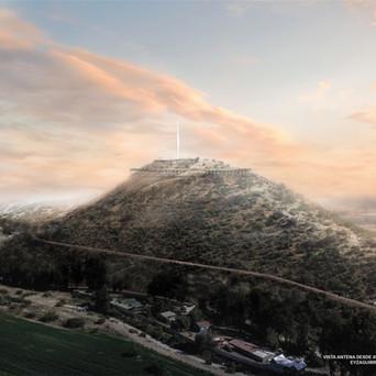 Plan Maestro Parque Cerro La Ballena
