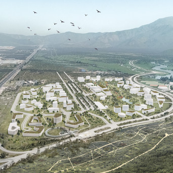 Plan Maestro Parque Académico Laguna Carén